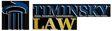 Timinsky Law PLLC | Troy, Michigan.